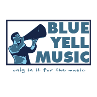 Logo-BLUE YELL MUSIC